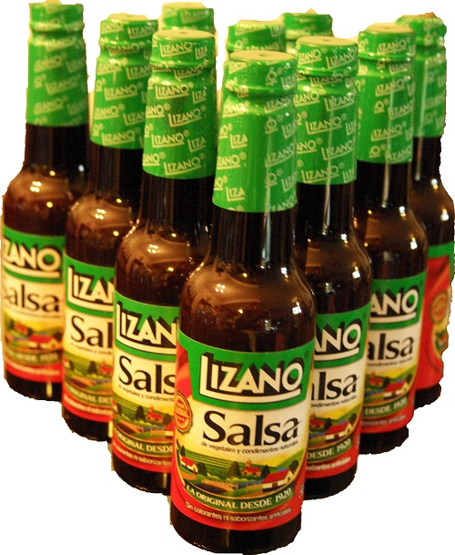 Lizano Salsa - Sauce 280 mL - 10 pack