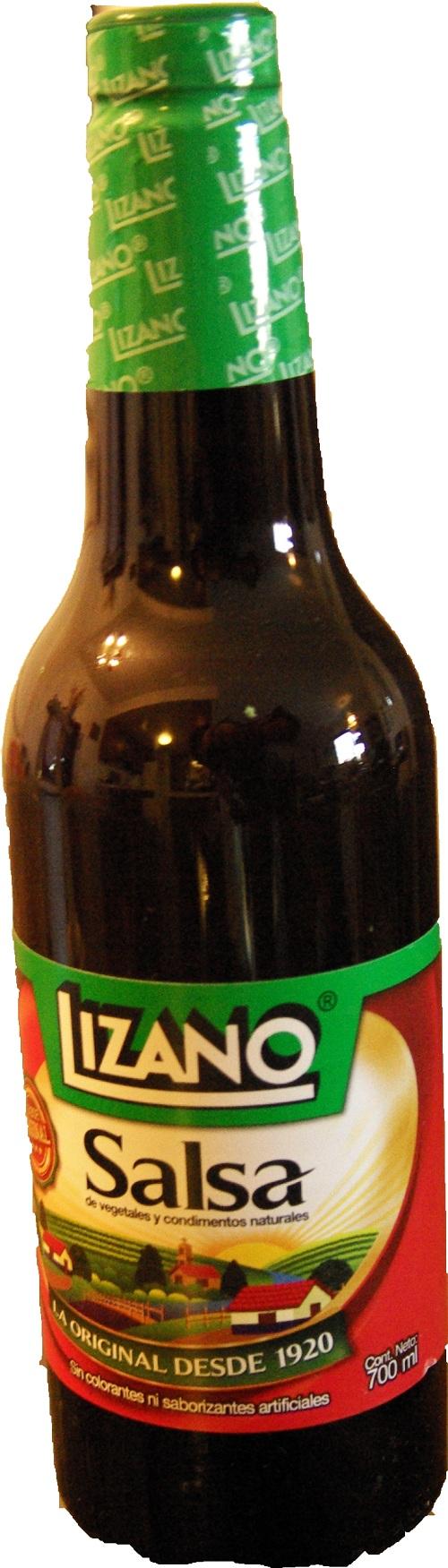 Lizano Salsa - 700 mL - Lizano Sauce